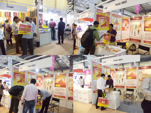 "... promoting Indian Manufacturers, Exporters & Importers globally participated at ""8th India International Fashion Jewellery & Accessories Show 2014"" and ..."