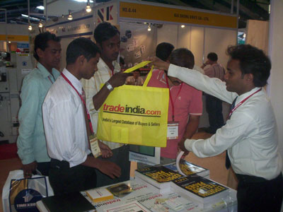 Venue: Bangalore International Exhibition Centre, Bangalore, India.