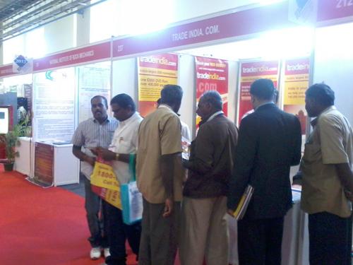 Stona 2012 Tradeindia Trade Show Participation At Stona